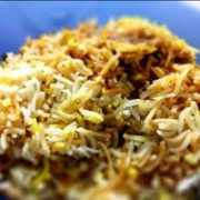 Narmada's Hyderabad Biryani